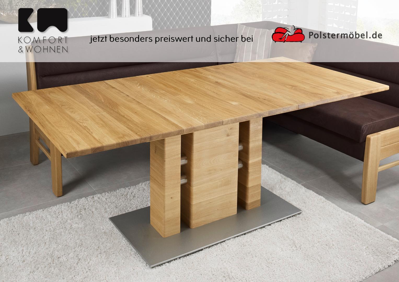 k w 5030 goby ls 4390 tisch polsterm. Black Bedroom Furniture Sets. Home Design Ideas