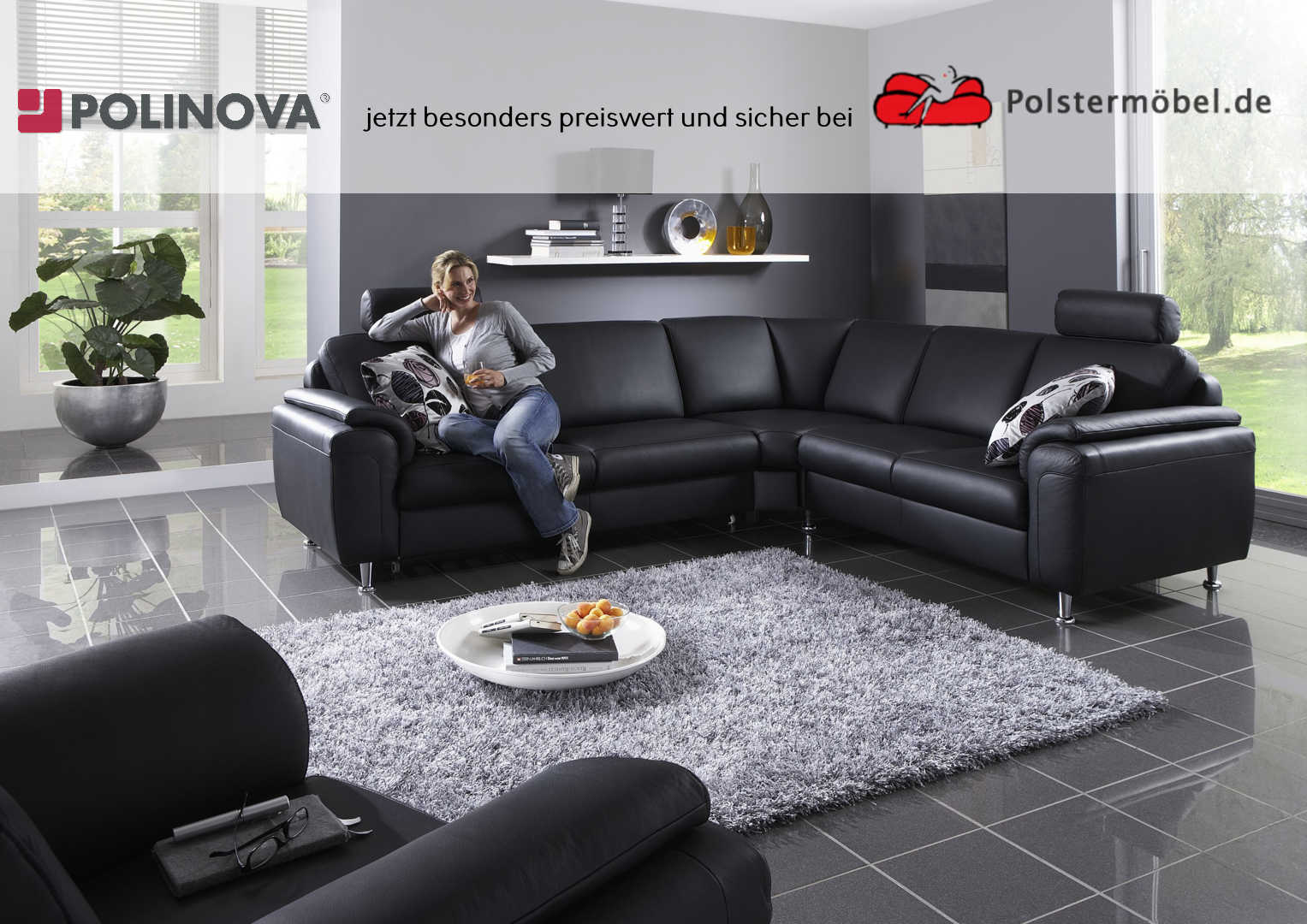 polinova sardinien polsterm. Black Bedroom Furniture Sets. Home Design Ideas