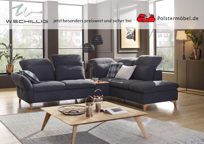willi schillig 25280 stella ls 583818 polsterm. Black Bedroom Furniture Sets. Home Design Ideas