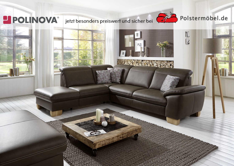 Polinova Raya Rica L - LS 672217 | Polstermöbel.de