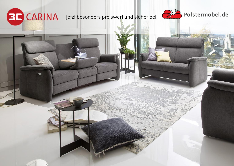 Carina 3600 - LS 673717 | Polstermöbel.de