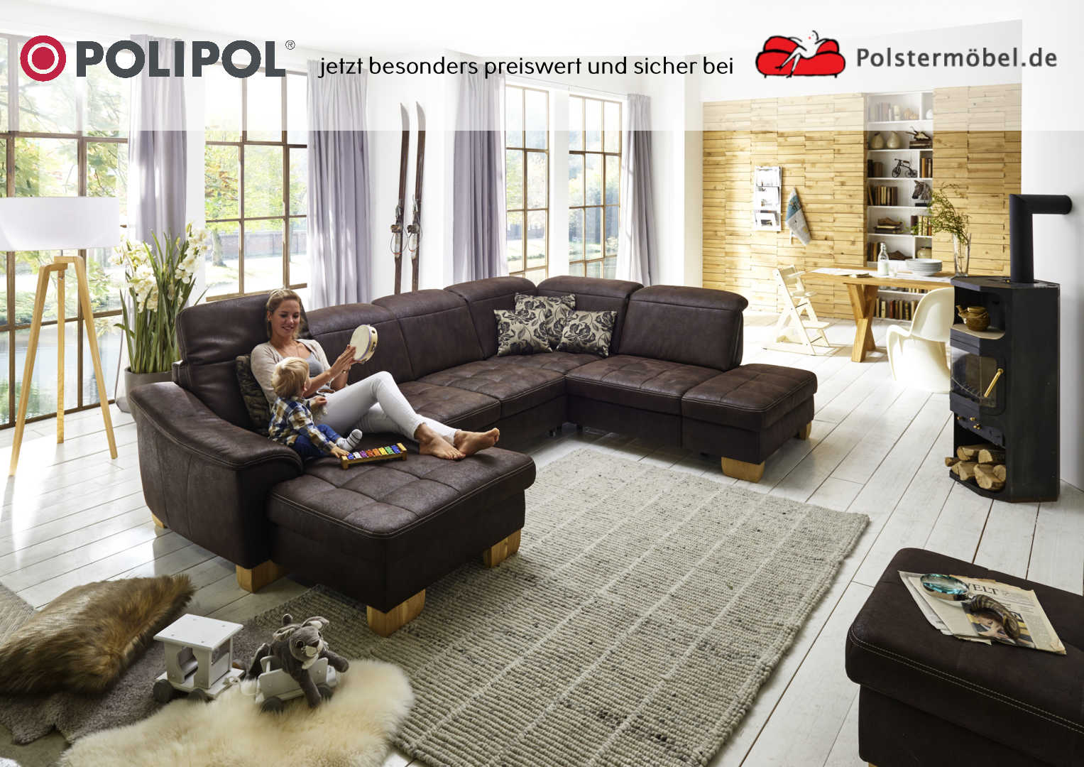 polipol infinity ls 670517 polsterm. Black Bedroom Furniture Sets. Home Design Ideas