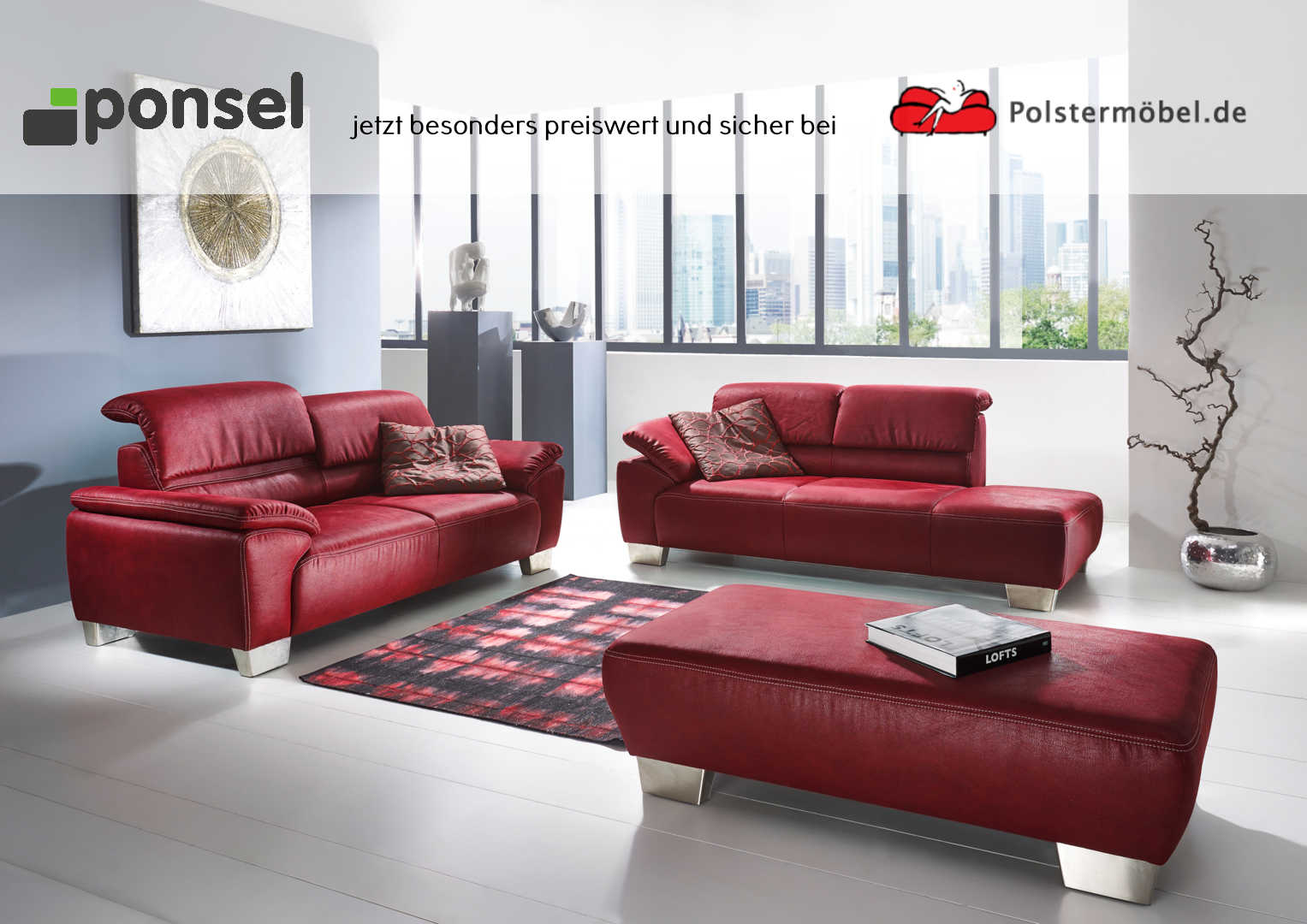 ponsel stoff venturo s 197 messina stoff polsterm. Black Bedroom Furniture Sets. Home Design Ideas