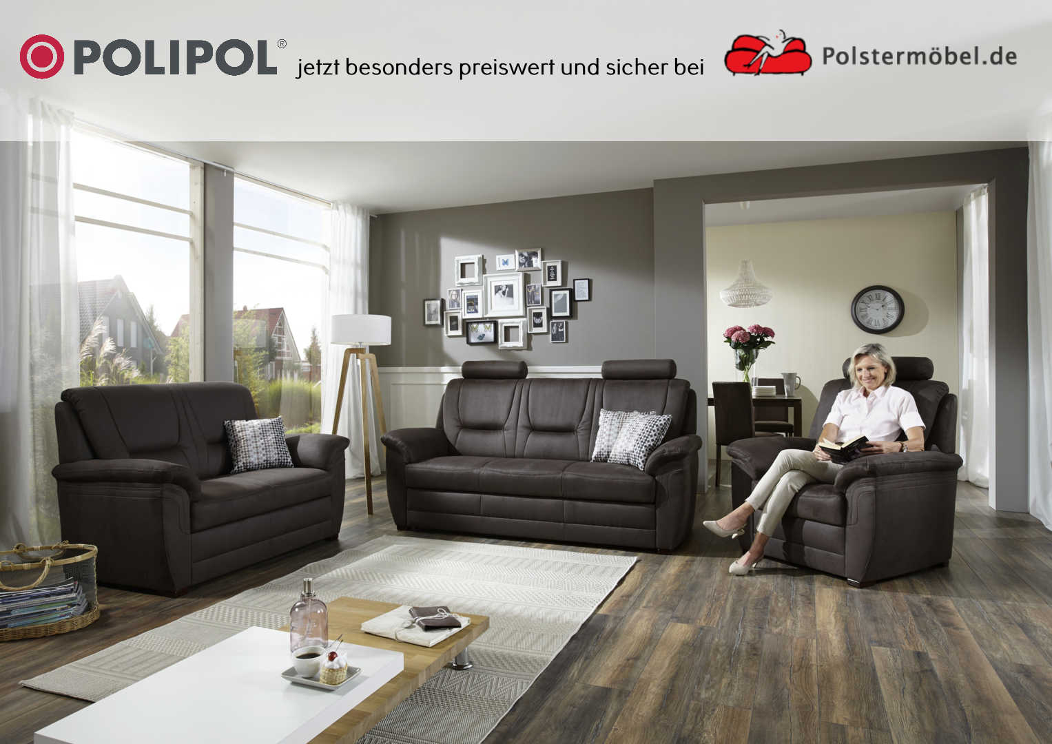 polipol queenline a polsterm. Black Bedroom Furniture Sets. Home Design Ideas