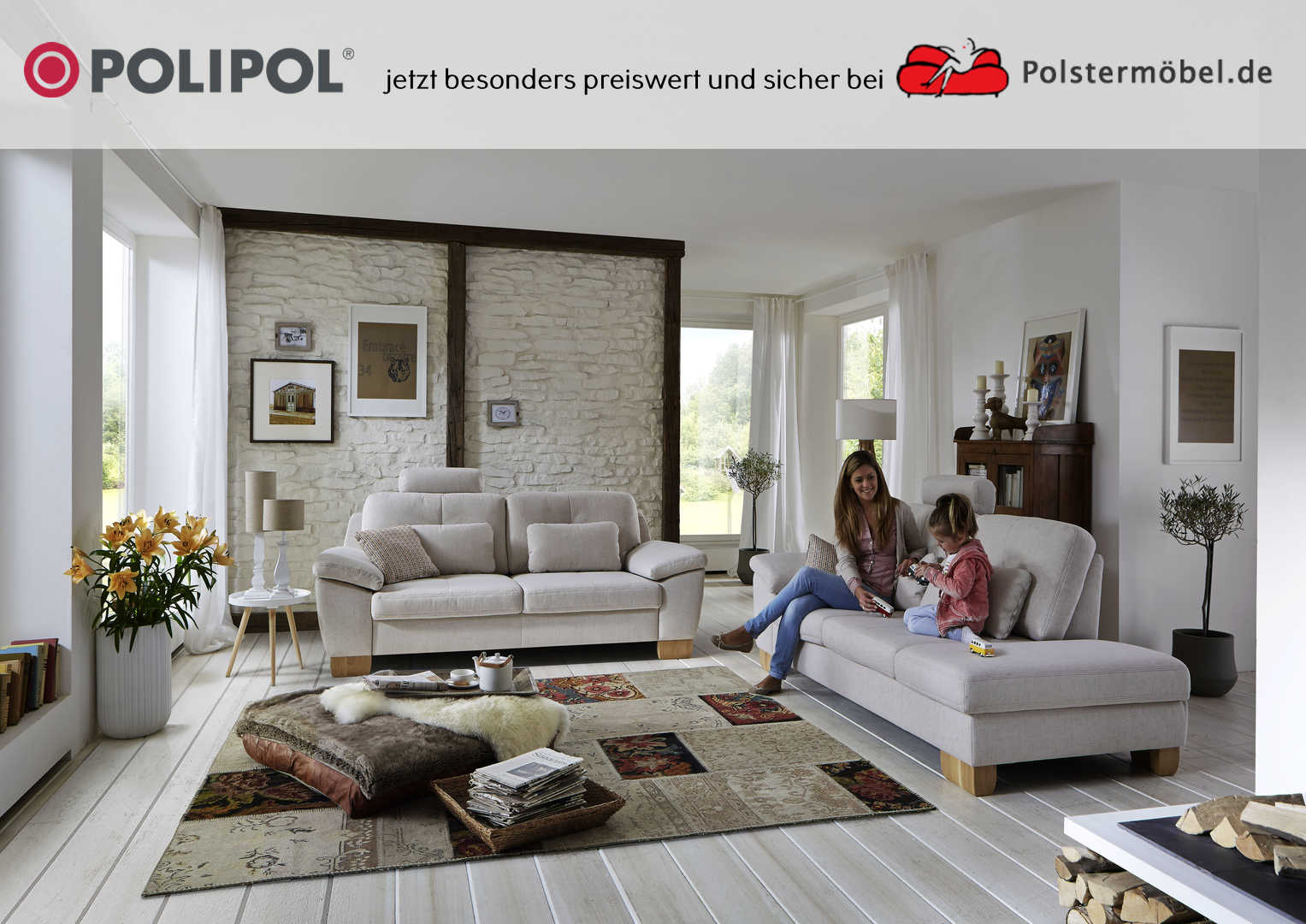 polipol cantara ks 179116 polsterm. Black Bedroom Furniture Sets. Home Design Ideas